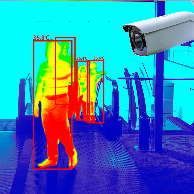 Services - Thermal Surveillance