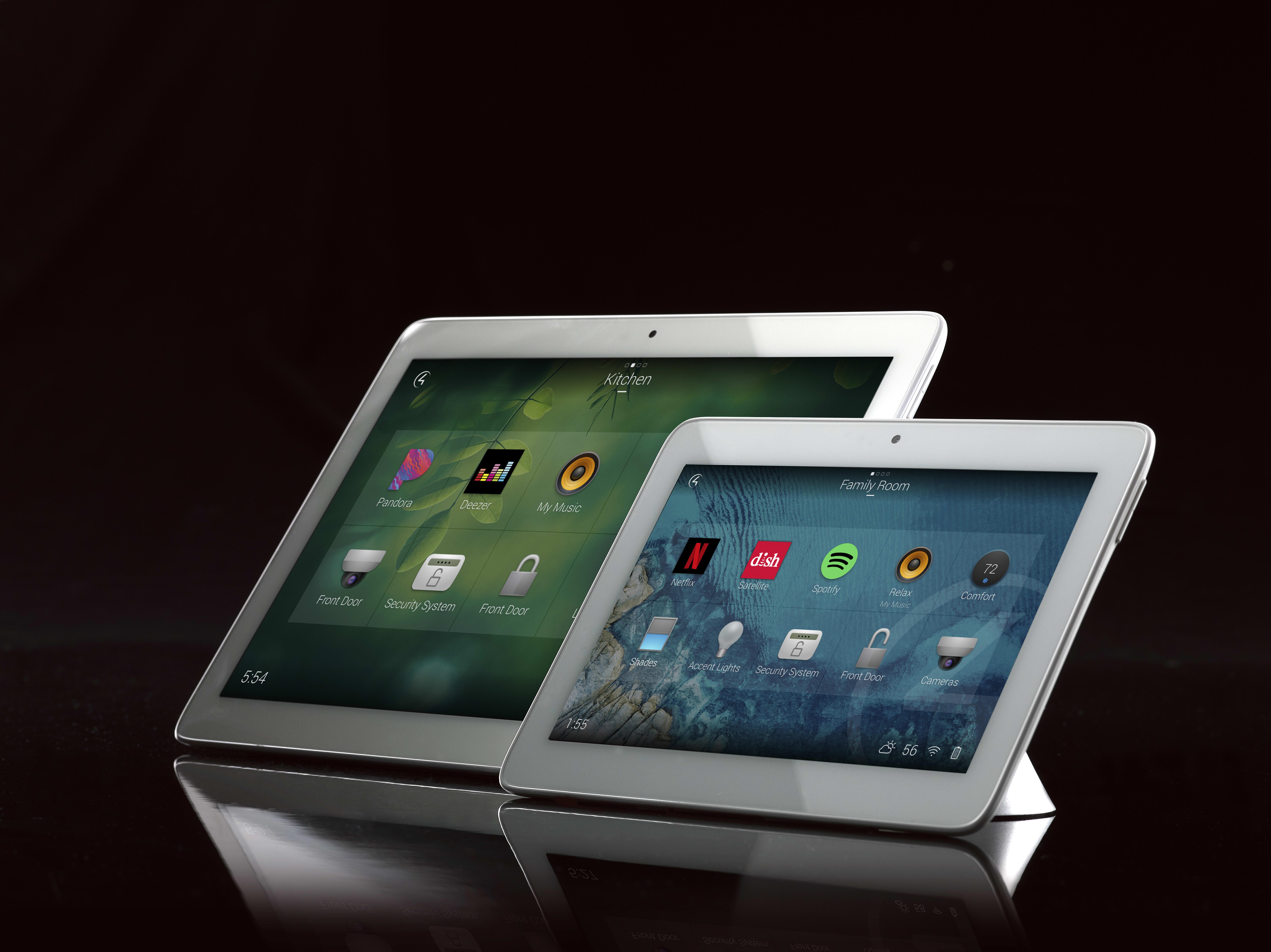 C4 OS3 Portable UI