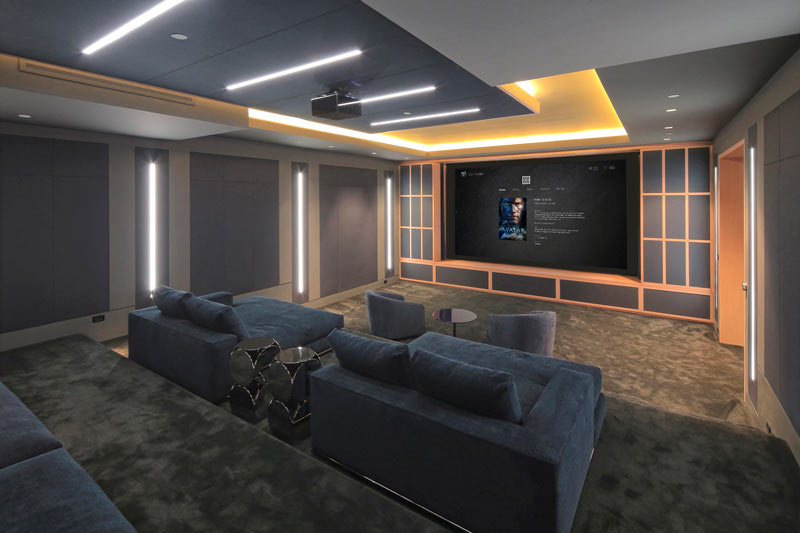 Solutions - Home Theater
