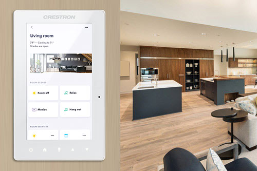 Services - Home Automation Crestron